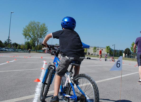 Quinzaine Départementale du Savoir rouler à vélo